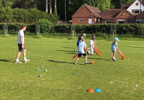 Junior-Cricket